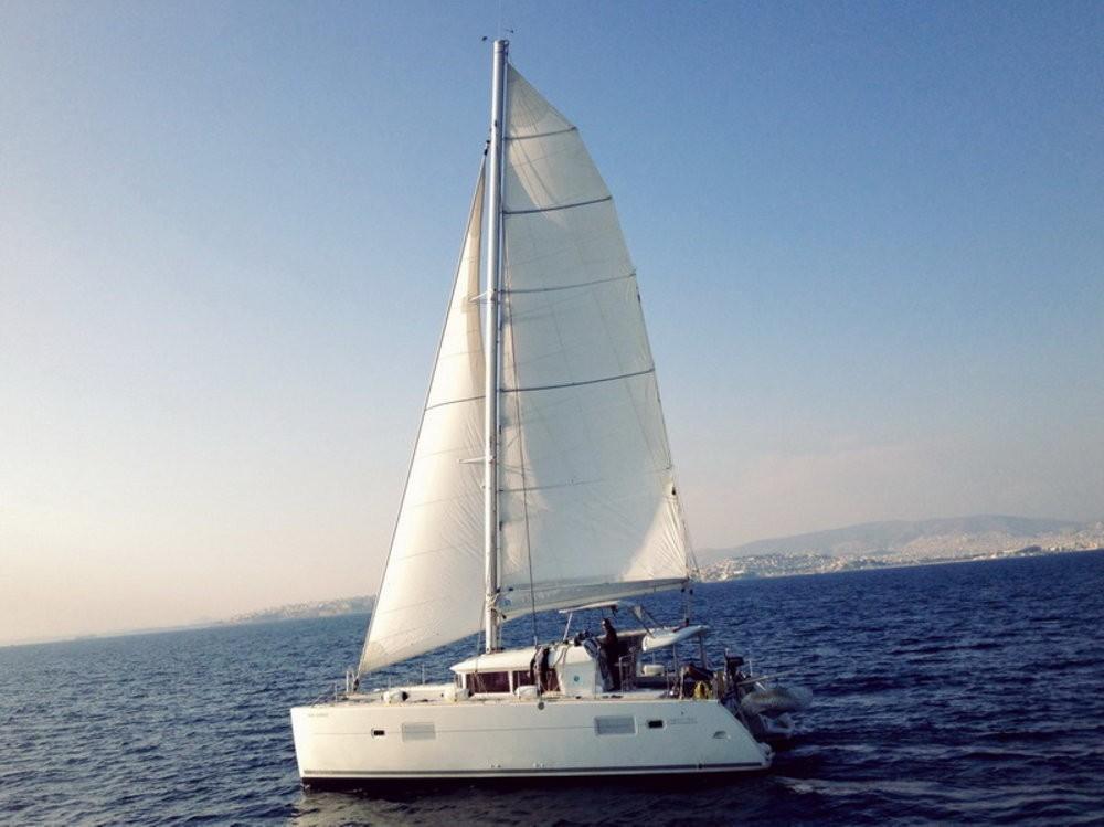 Alquiler de yate Peloponnese - Lagoon Lagoon 400 en SamBoat