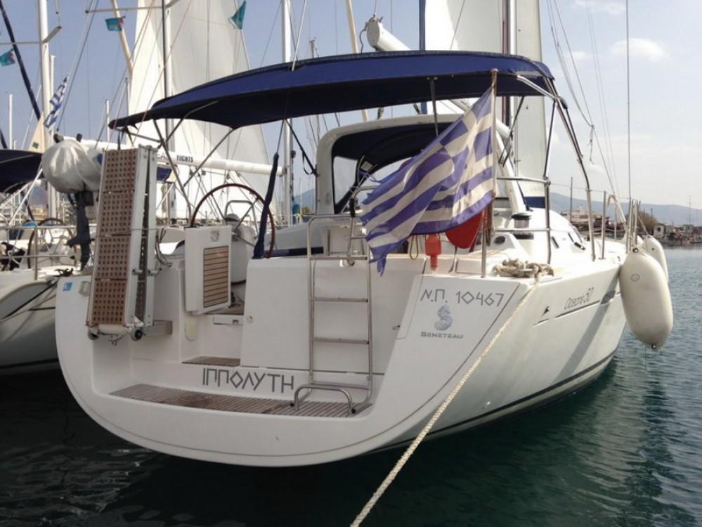 Alquiler de barcos Bénéteau Oceanis 50 en en Samboat