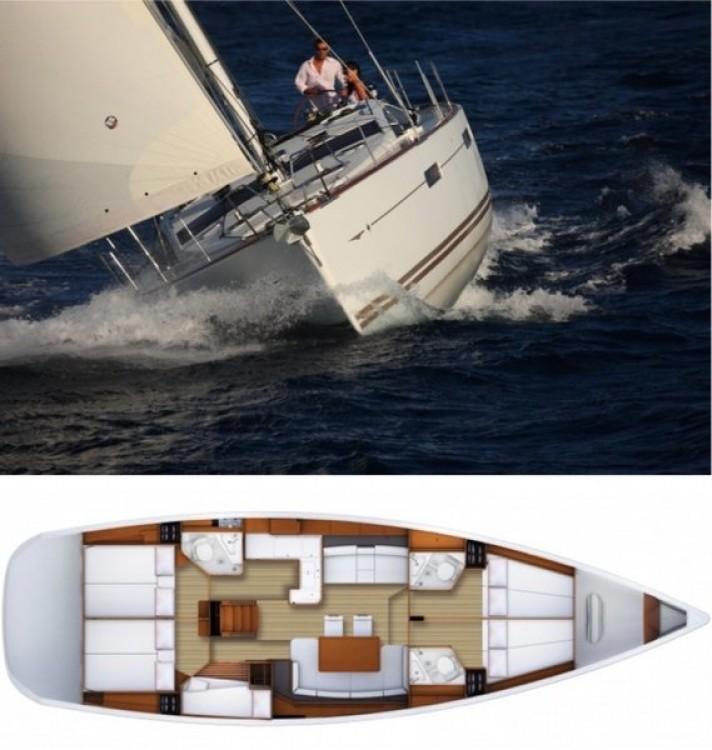 Alquiler de yate Nápoles - Jeanneau Jeanneau 53 en SamBoat