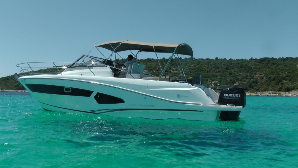 Alquiler de yate Trogir - Jeanneau Cap Camarat 10.5 WA en SamBoat