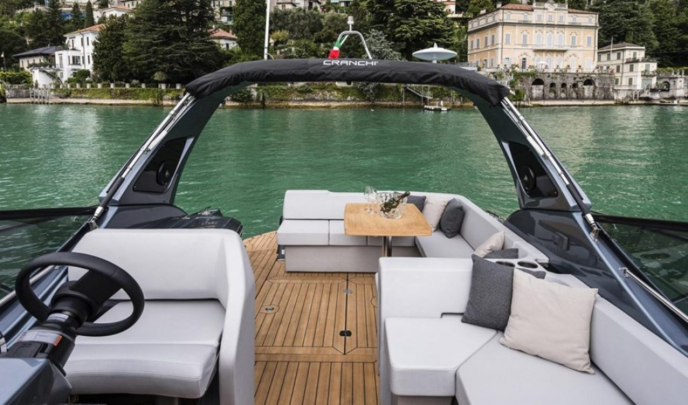 Alquiler de yate Podstrana - Cranchi Z 35 en SamBoat
