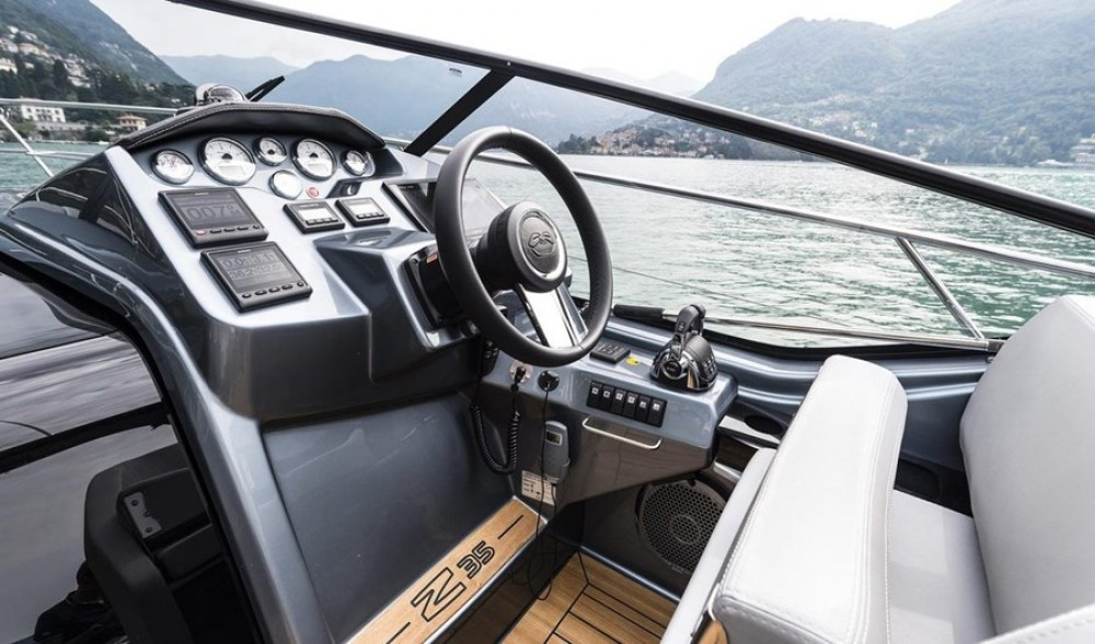 Alquiler de barcos Podstrana barato de Z 35