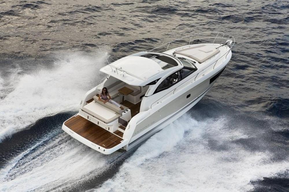 Alquiler de barcos Jeanneau Leader 36 Open en en Samboat