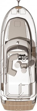 Alquiler de yate Trogir - Bénéteau Swift Trawler 30 en SamBoat