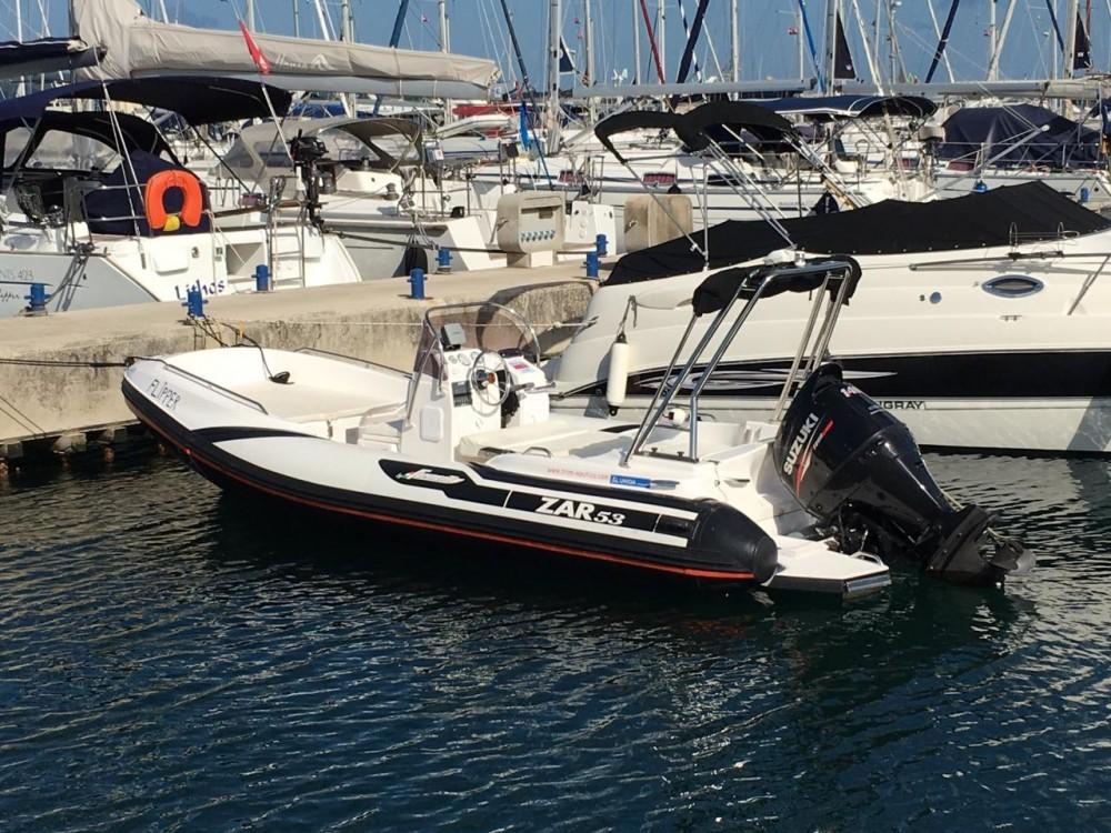 Alquiler de barcos Croacia barato de ZAR 53