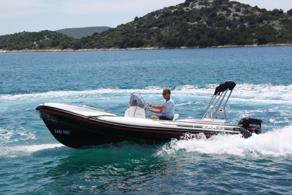 Alquiler de barcos Zar-Formenti-Srl ZAR 53 enCroacia en Samboat