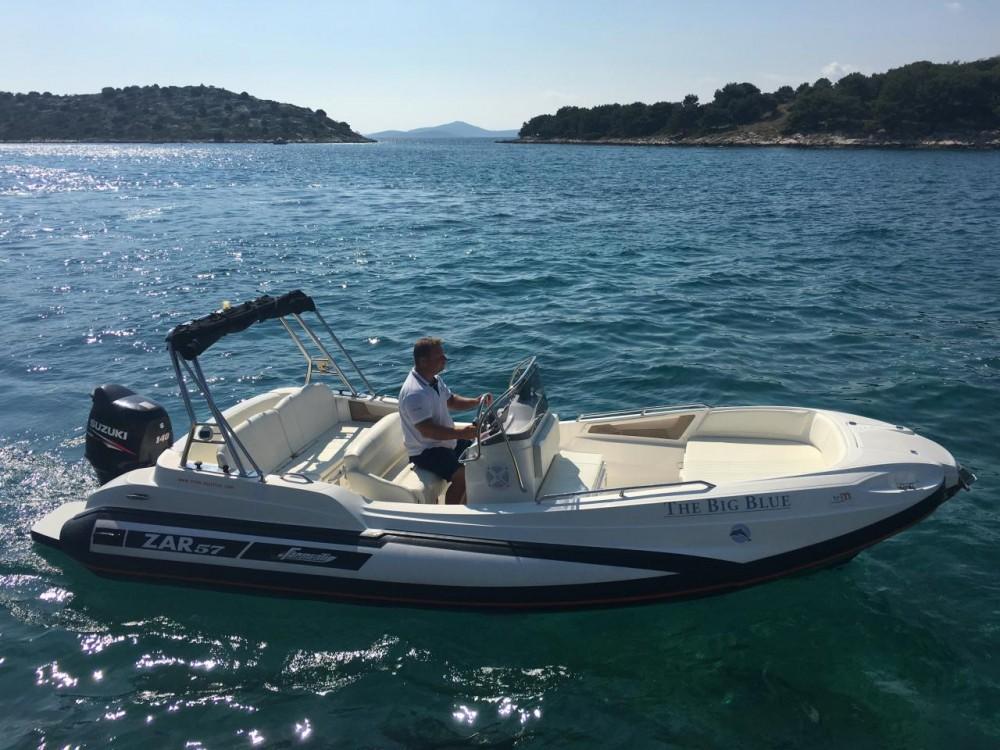 Alquiler de yate Croacia - Zar-Formenti-Srl ZAR 57 WD en SamBoat