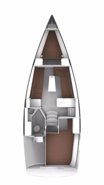 Bavaria Cruiser 34 entre particulares y profesional Split