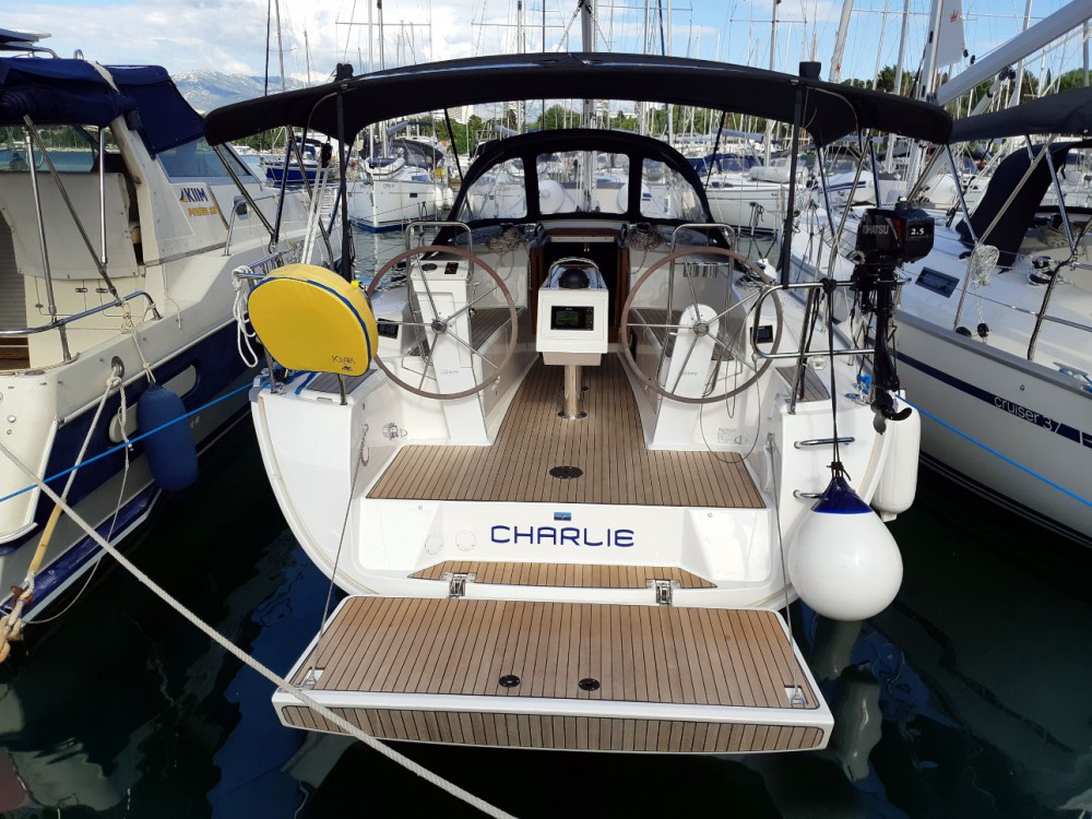 Alquiler de yate Split - Bavaria Cruiser 34 en SamBoat