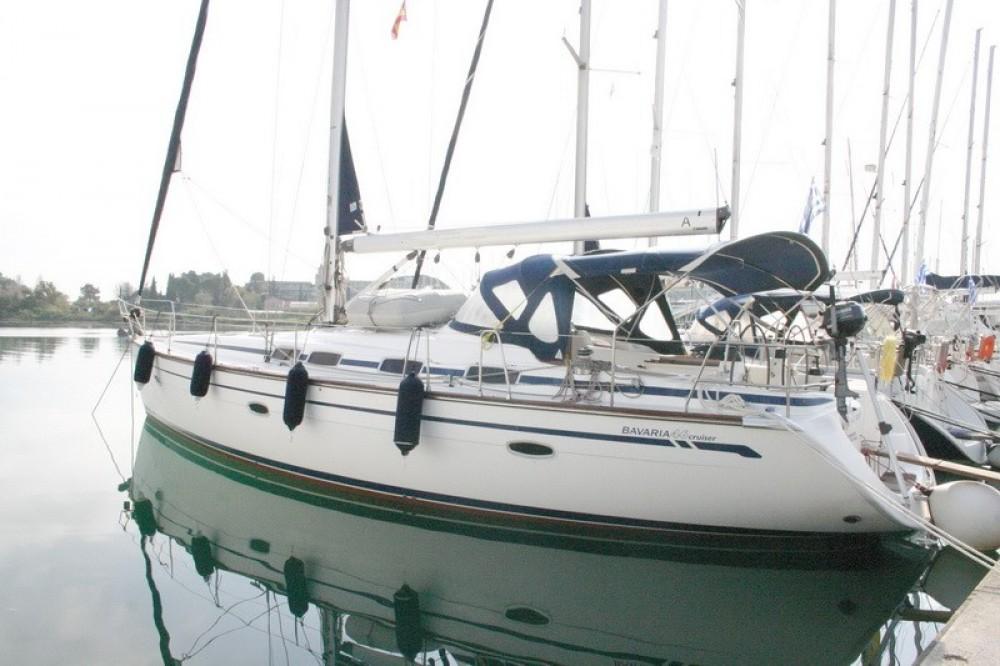 Alquiler de barcos Corfú barato de Cruiser 46