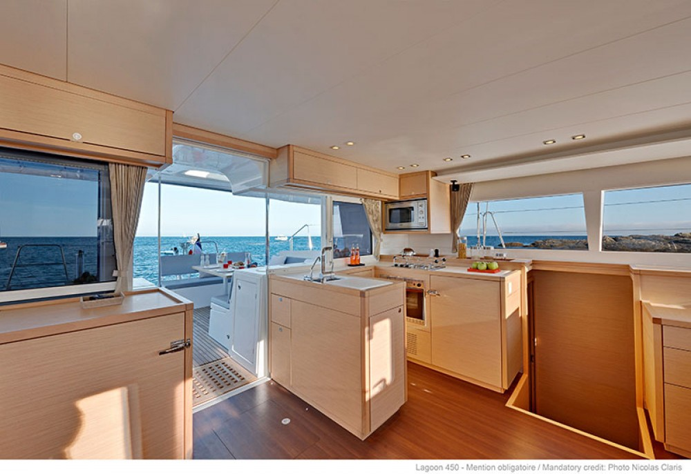 Alquiler Catamarán en Peloponnese - Lagoon Lagoon 450