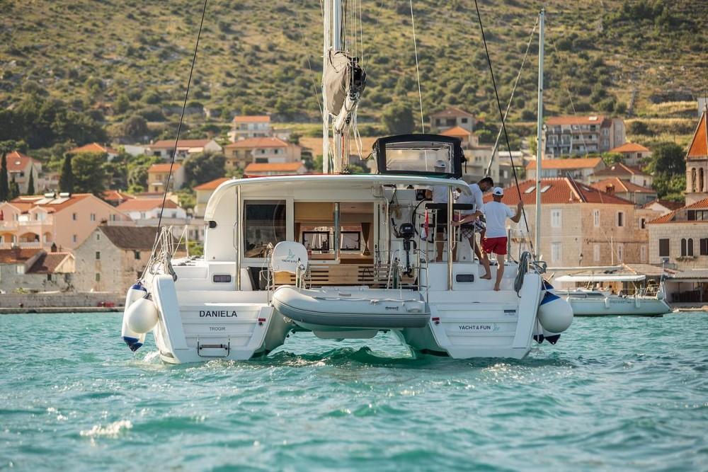 Alquiler de barcos Lagoon Lagoon 39 enSeget Donji en Samboat
