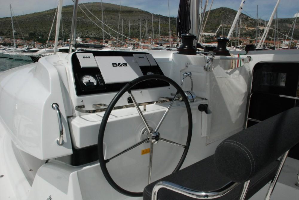 Alquiler de Catamarán, con o sin patrón Lagoon Seget Donji