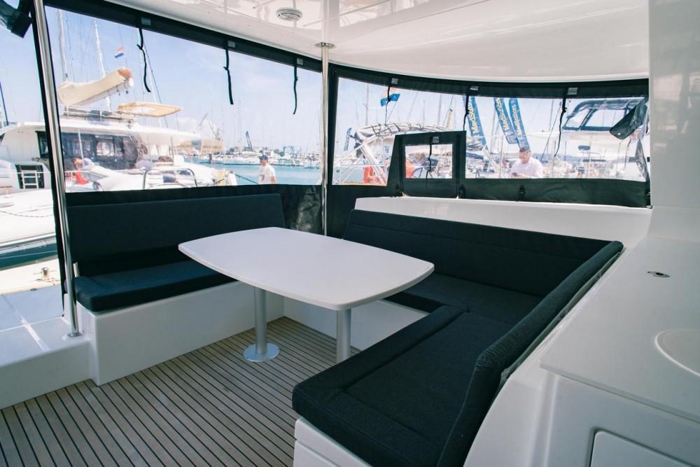 Alquiler de yate  - Lagoon Lagoon 450 en SamBoat