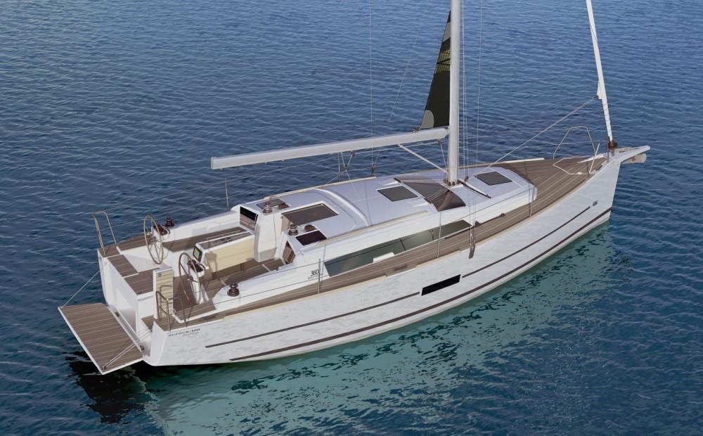 Alquiler de barcos Croacia barato de Dufour 360 Grand Large