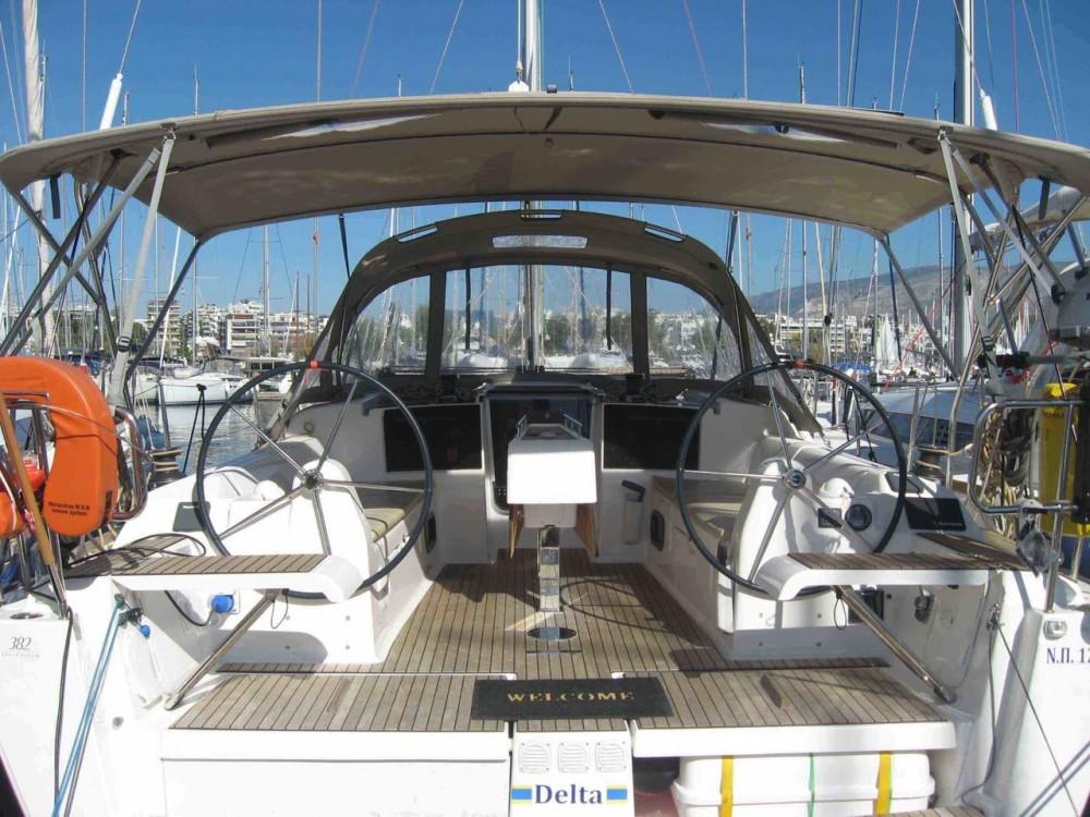 Alquiler de yate Peloponnese - Dufour Dufour 382 Grand Large en SamBoat