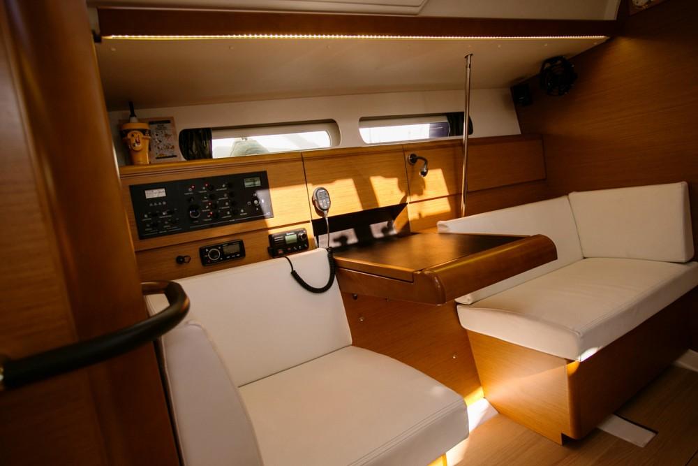 Alquiler Velero en Péloponnèse - Jeanneau Sun Odyssey 449