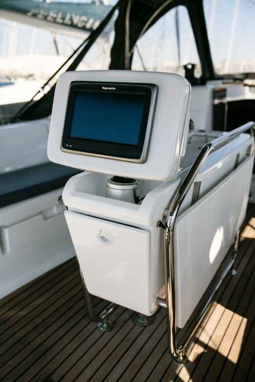 Alquiler de yate Péloponnèse - Jeanneau Sun Odyssey 449 en SamBoat