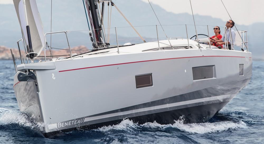 Alquiler de barcos Bénéteau Oceanis 51.1 enPeloponnese en Samboat