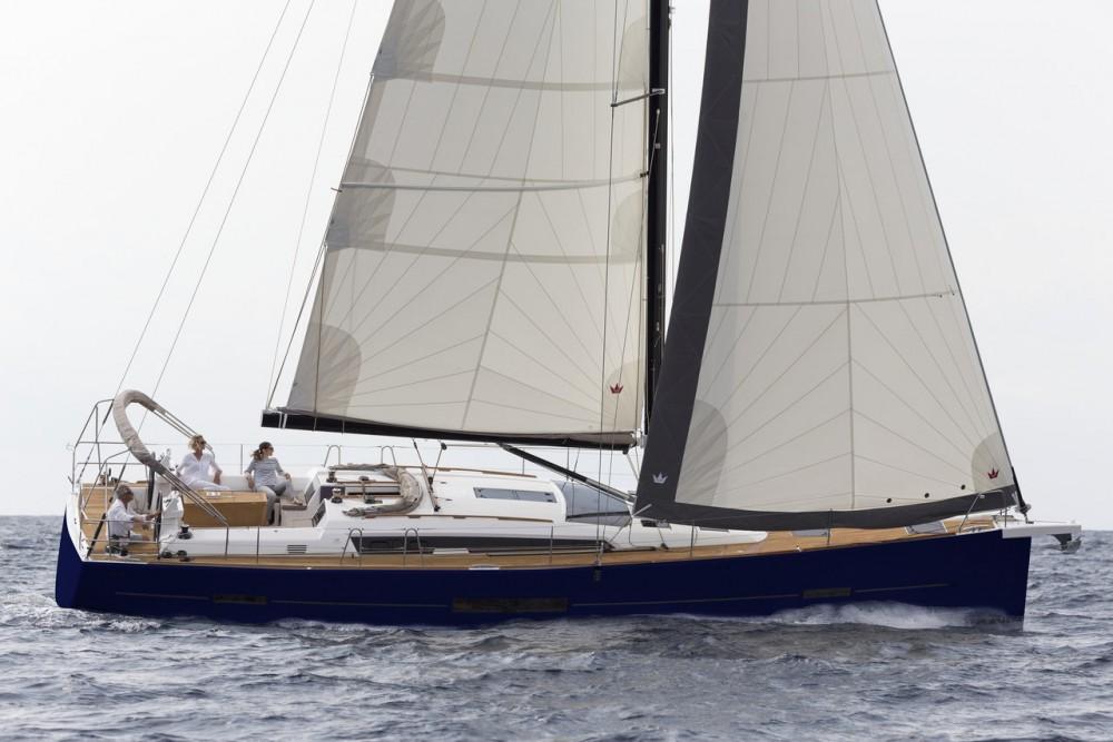 Alquiler de barcos Primošten barato de Dufour 520 Grand Large