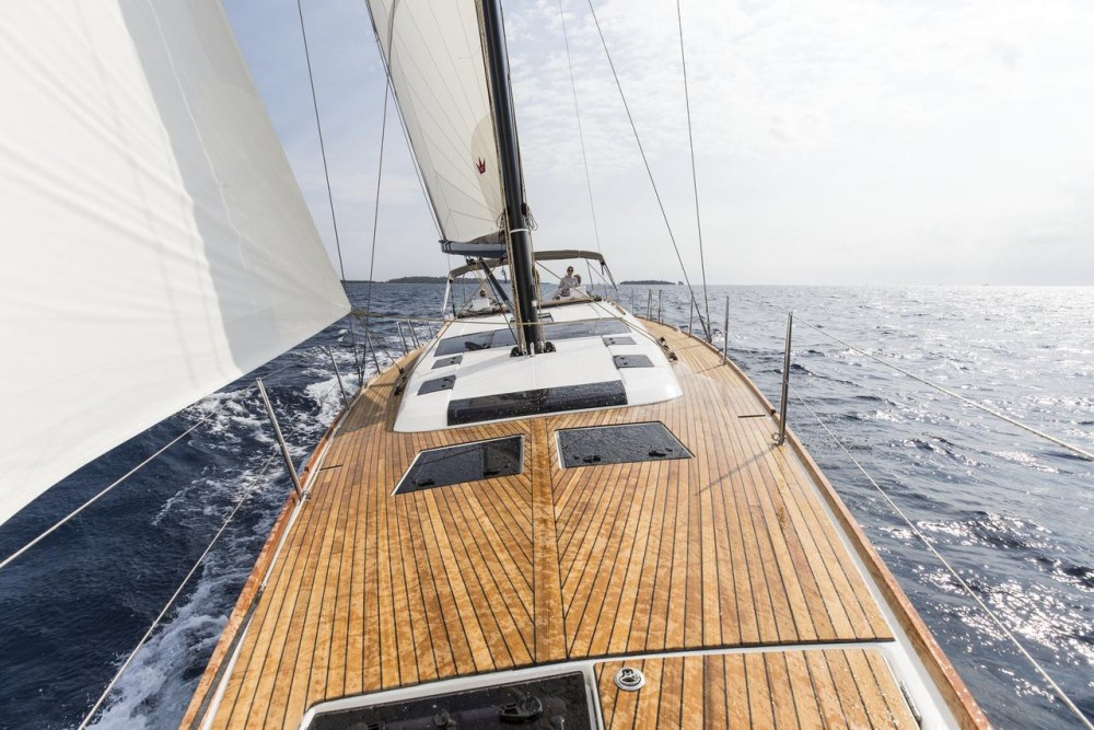 Alquiler de barcos Dufour Dufour 520 Grand Large enPrimošten en Samboat