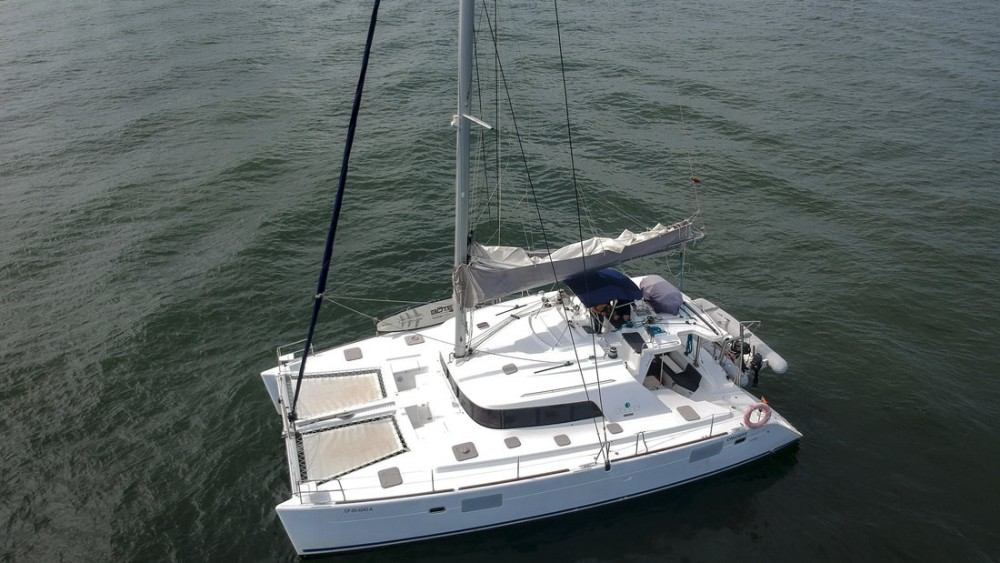 Alquiler de barcos Cartagena barato de Lagoon 440