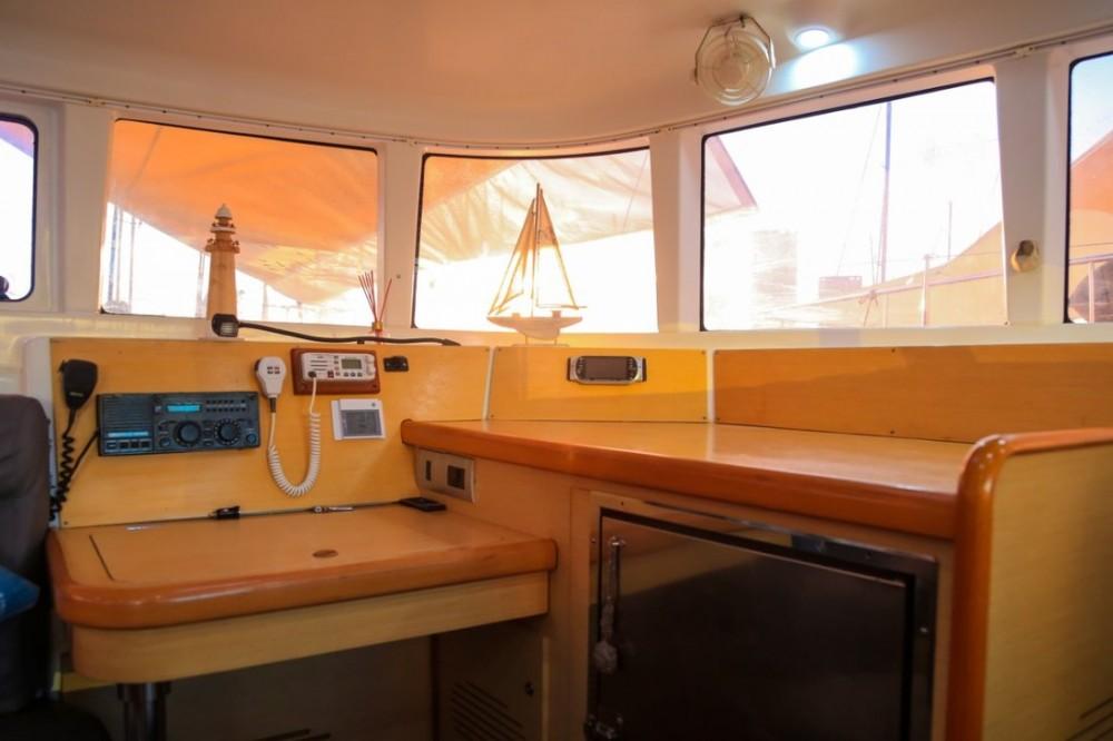 Alquiler de Catamarán, con o sin patrón Lagoon Cartagena