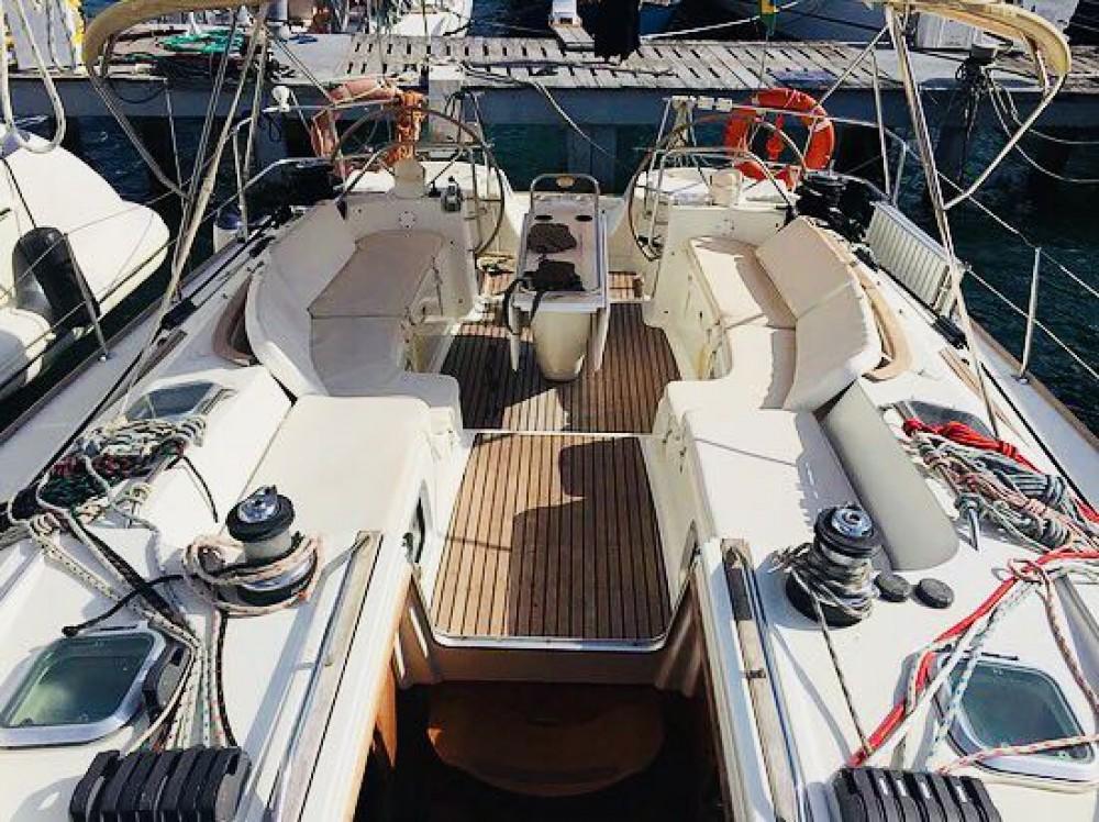 Alquiler de barcos Jeanneau Sun Odyssey 54 DS enCartagena de Indias en Samboat