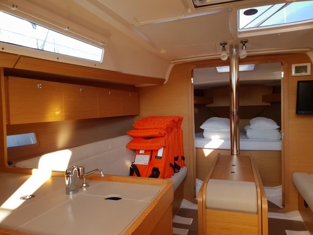 Alquiler de yate  - Dufour Dufour 350 Grand Large en SamBoat