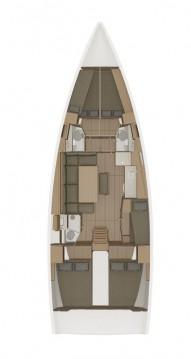 Alquiler de barcos Dufour Dufour 460 Grand Large enPunat en Samboat
