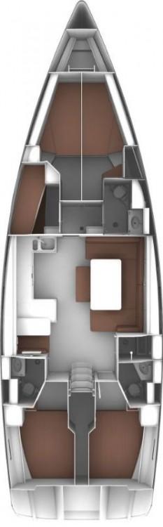 Alquiler de Bavaria Cruiser 51 en Peloponnese