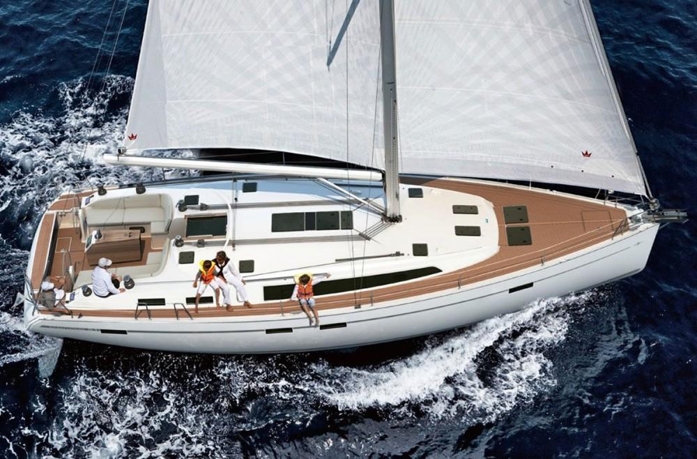 Alquiler de barcos Peloponnese barato de Cruiser 51