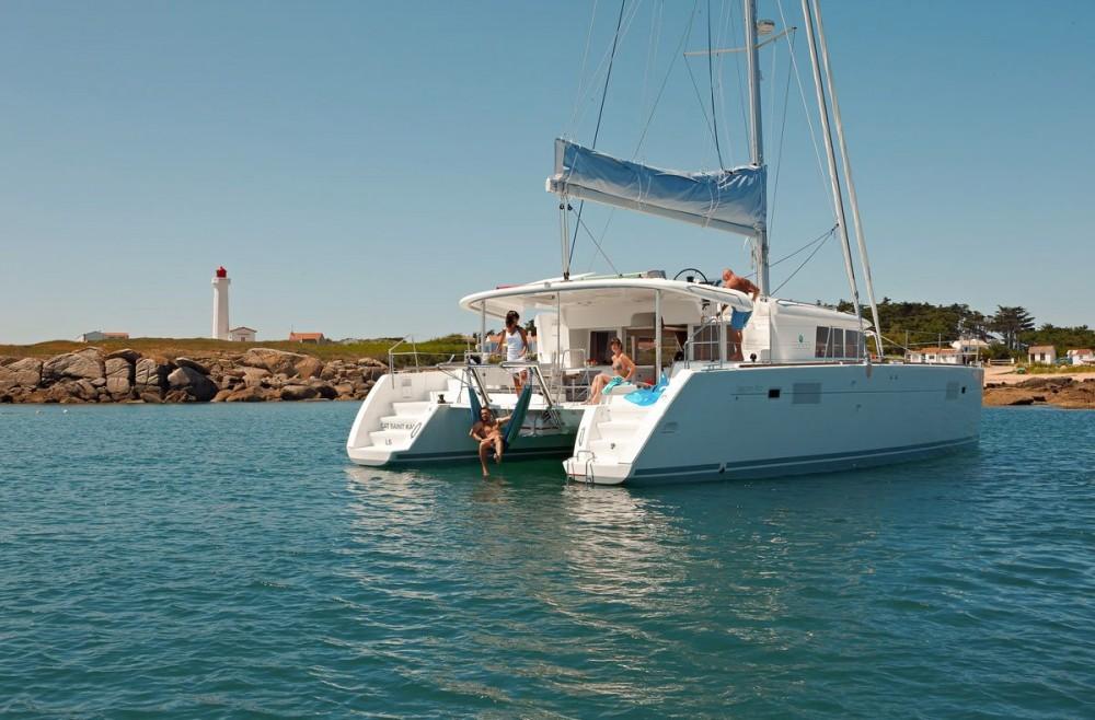 Alquiler Catamarán en  - Lagoon Lagoon 450