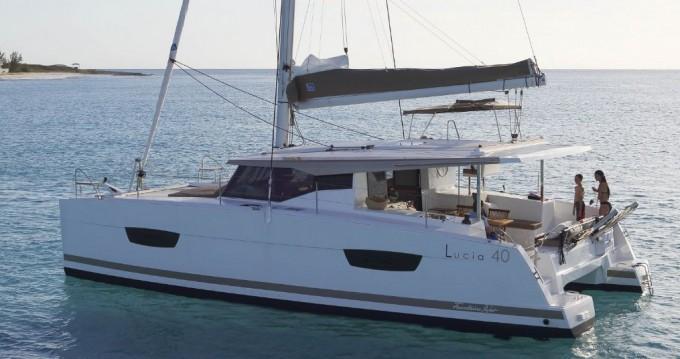 Alquiler Catamarán en Punat - Fountaine Pajot Lucia 40