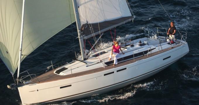 Jeanneau Sun Odyssey 419 entre particulares y profesional Pula