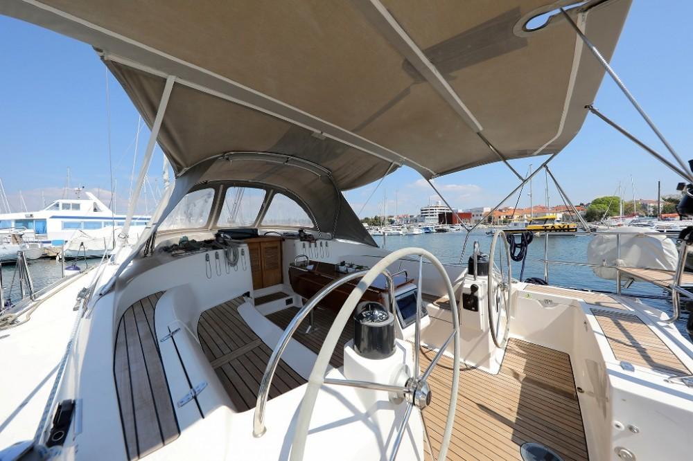 Alquiler de yate Marina Šangulin - Delphia-Yachts Delphia 47 - 4 + 1 cab. en SamBoat