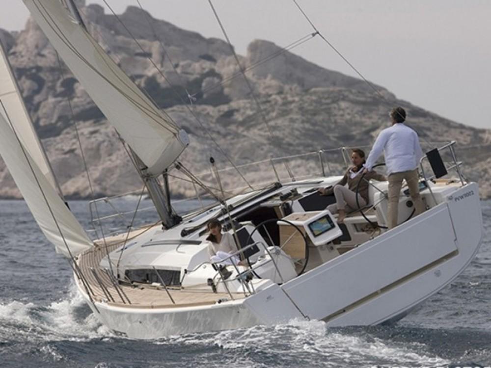 Dufour Dufour 412 Grand Large entre particulares y profesional Marina Šangulin
