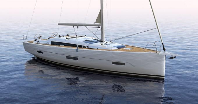 Alquiler de barcos Trogir barato de Dufour 430 GL