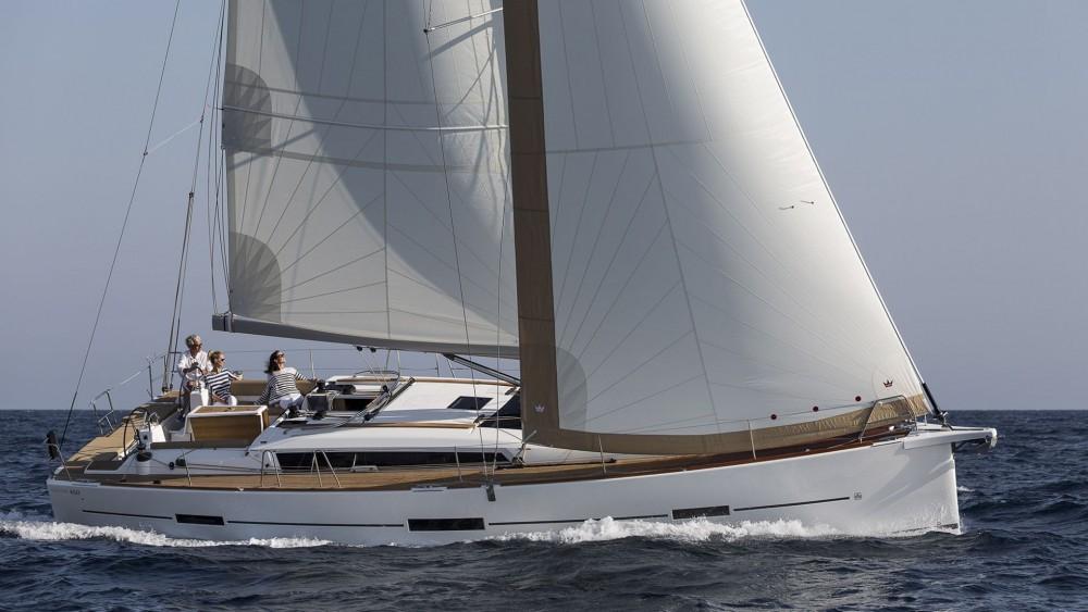 Alquiler de barcos Trogir barato de Dufour 460 Grand Large