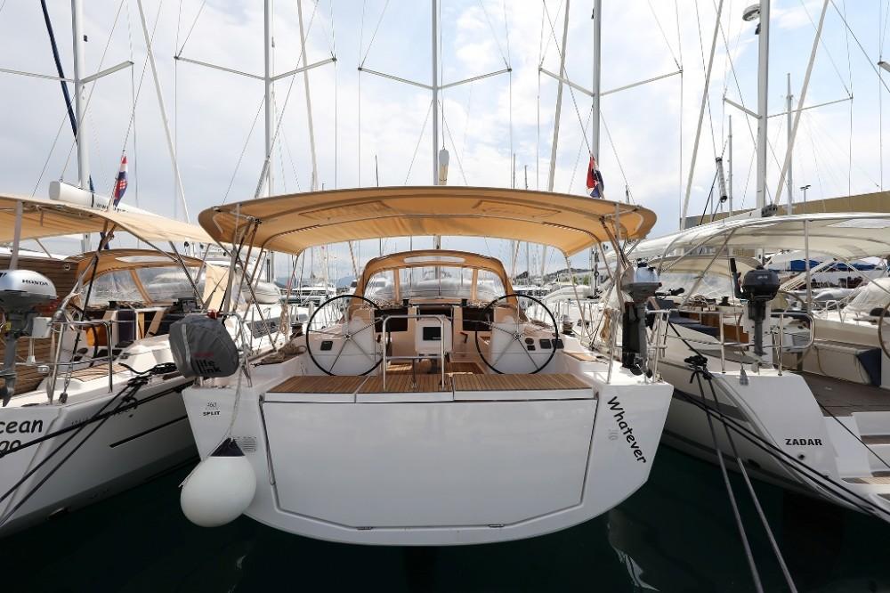 Alquiler de yate  - Dufour Dufour 460 Grand Large en SamBoat