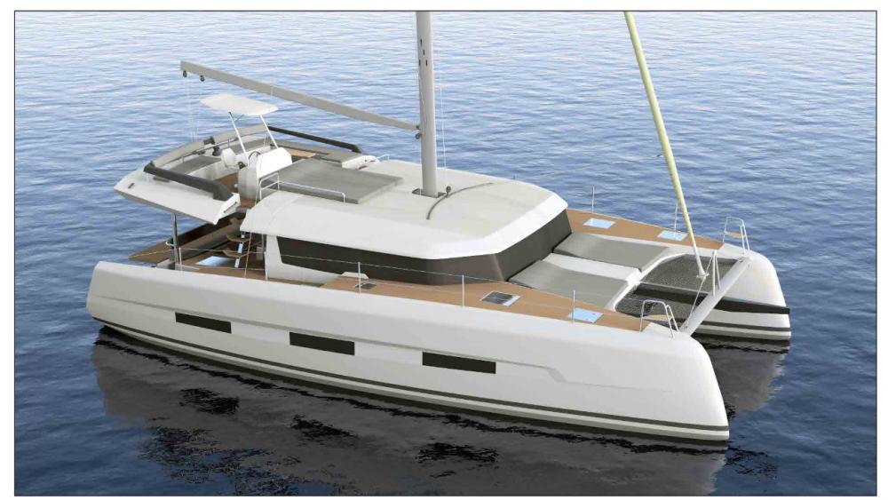 Alquiler Catamarán en Crljina - Dufour Dufour 48