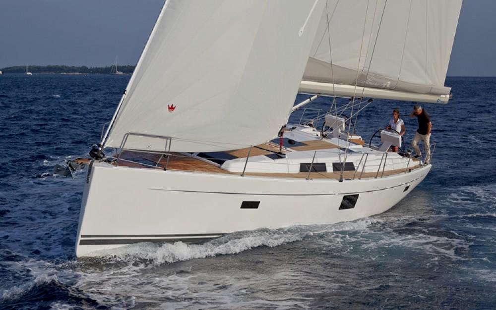 Alquiler de barcos  barato de Hanse 455