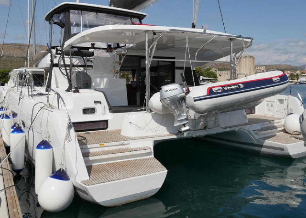 Alquiler de yate  - Lagoon Lagoon 42 en SamBoat