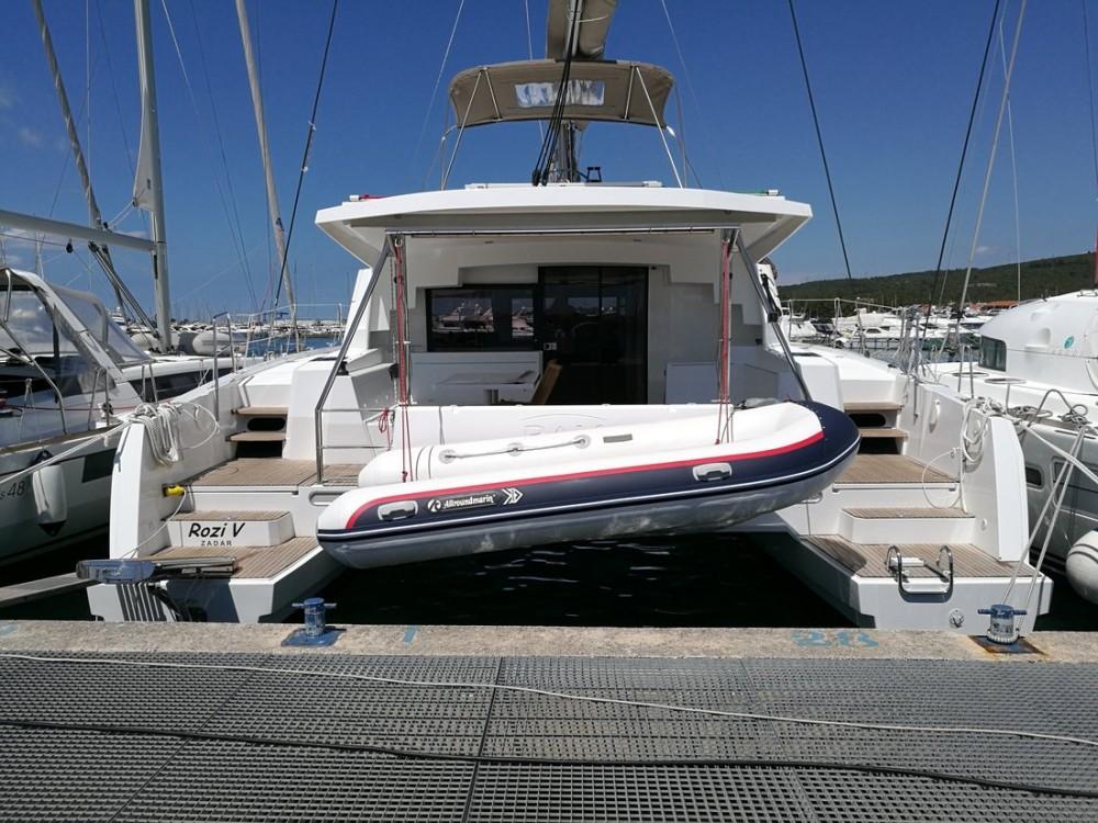 Alquiler Catamarán en Šibenik - Catana Bali 4.5 - 4 + 2 cab.