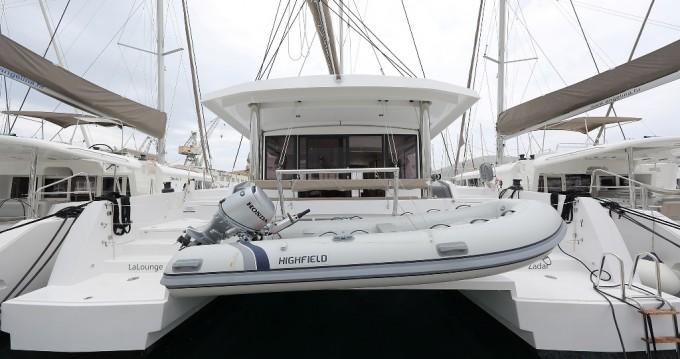 Alquiler de barcos Rogoznica barato de Bali 5.4 - 6 + 2 cab.