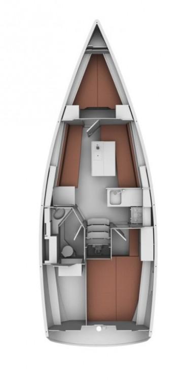 Alquiler de barcos Marina Šangulin barato de Cruiser 32