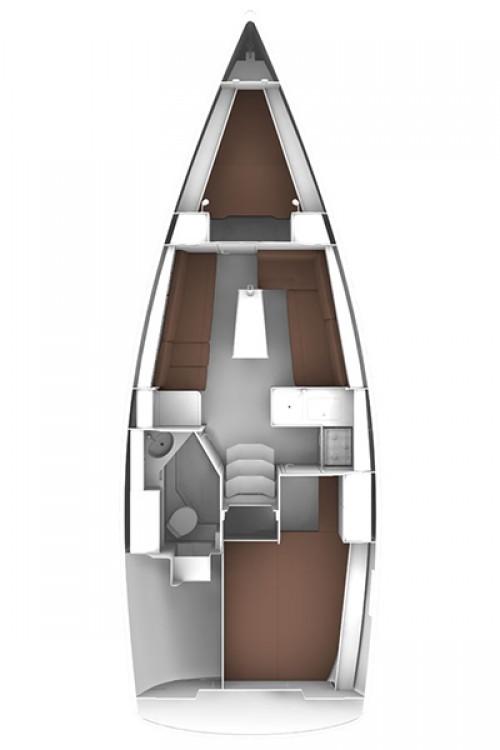 Alquiler de barcos Marina Šangulin barato de Cruiser 33