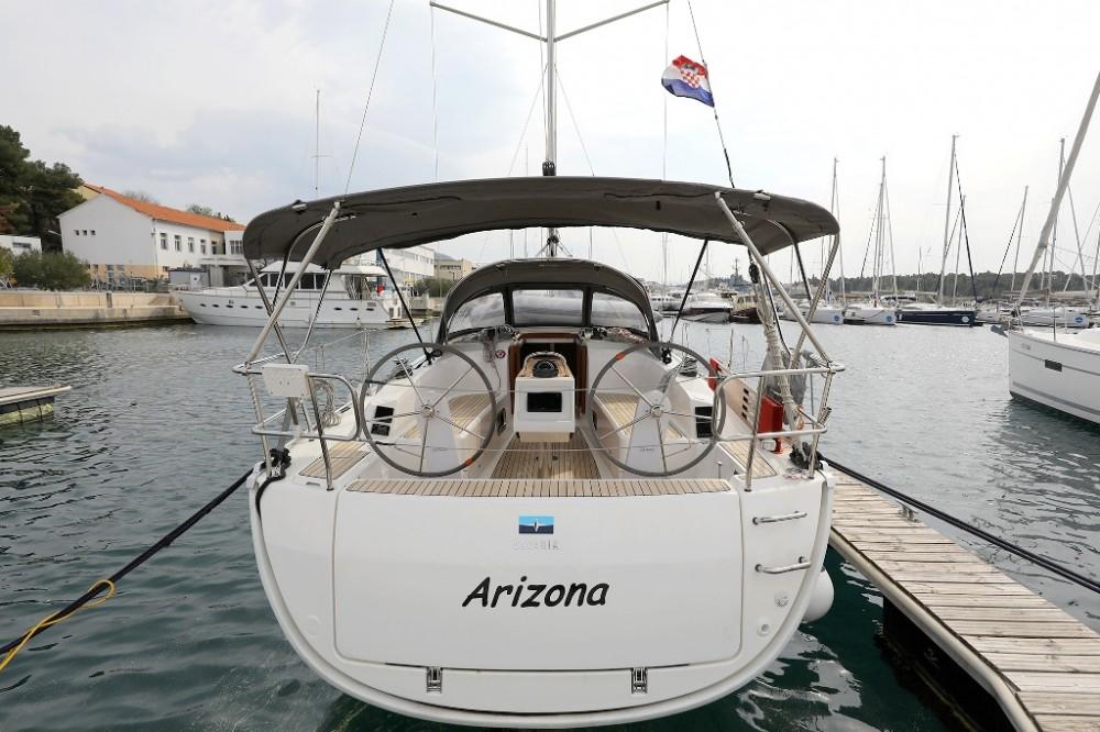 Alquiler de barcos Bavaria Cruiser 34 en en Samboat