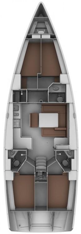 Alquiler de yate Marina Šangulin - Bavaria Cruiser 45 en SamBoat