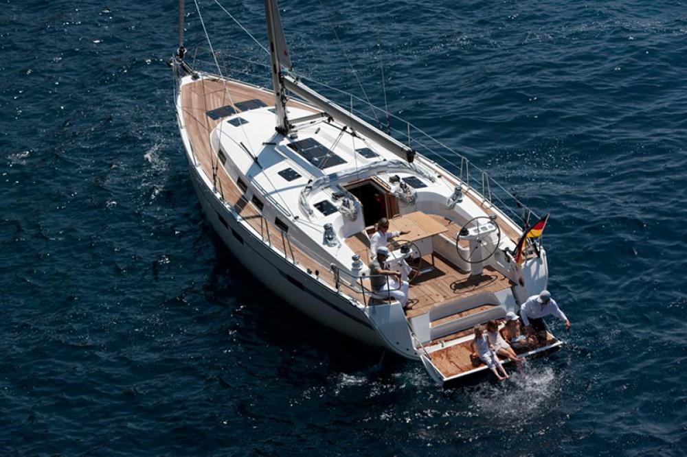 Bavaria Cruiser 45 entre particulares y profesional Marina Šangulin